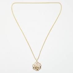 Golden Rose - Halsband