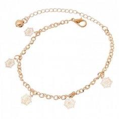 Charm Bracelet - Crystal...
