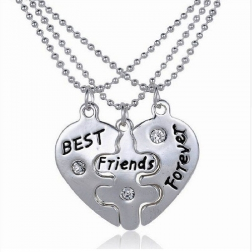 Best Friends forever halsband - 3st...