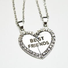 Best Friends - Silver...