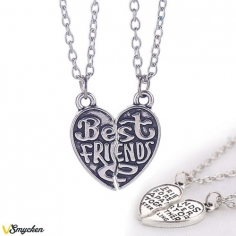Best Friends halsband 2st...