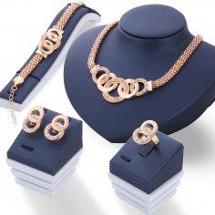 Super snygg smyckeset - 4set
