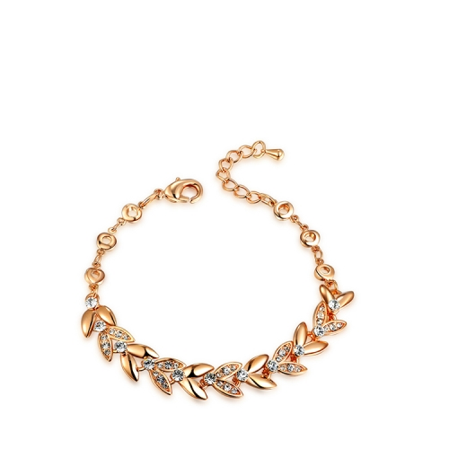 Roxi Rose Gold Plated