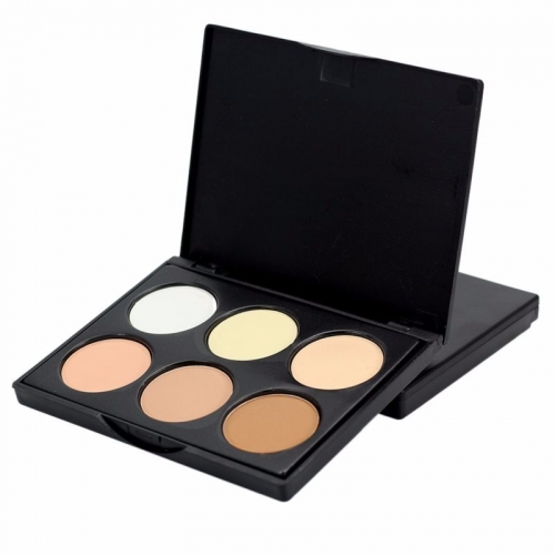 Contour Powder Kit, 6 färger...