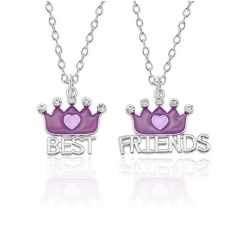 2 st Best Friends Halsband...