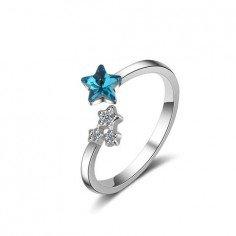 Ocean Blue Crystal Little...