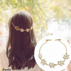 Leaf Hair Accessories...