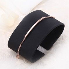 Rose Gold Plated Bangle...
